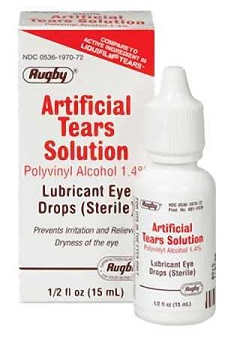 Artificial Tears Solution