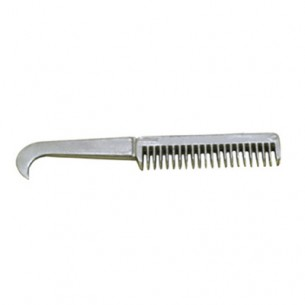 Comb with Pick