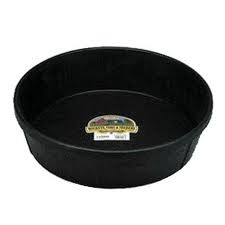 Rubber Feed Pan