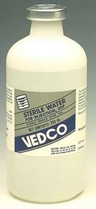 Sterile Water for Injection