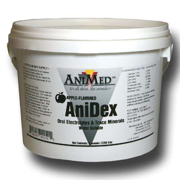AniMed AniDex Oral Electrolytes