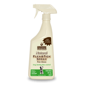 Natural Flea & Tick Spray for Dogs