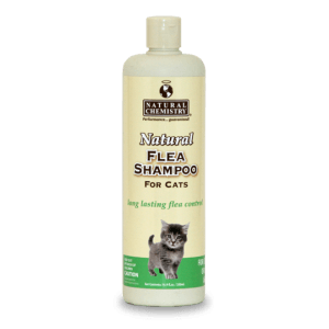 Natural Flea Shampoo for Cats