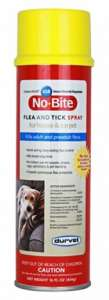 No-Bite IGR Flea & Tick Spray for House & Carpet