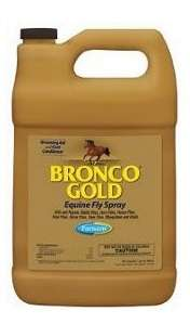 Bronco Gold Equine Fly Spray