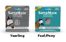 SuperMask Horse Fly Mask