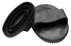 Curry Brush - Soft Rubber