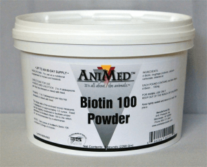 AniMed Biotin 100 Powder