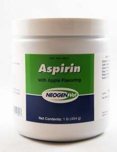 Aspirin Powder-Apple Flavored