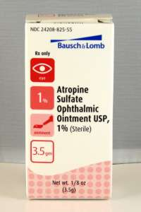 Atropine Ophthalmic Ointment