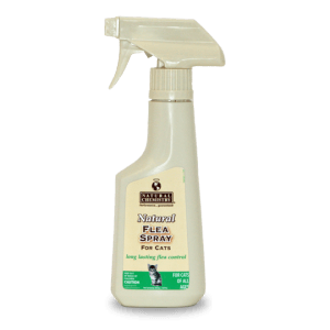 Natural Flea Spray for Cats