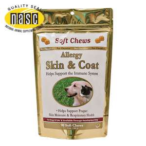 Allergy Skin & Coat Chews