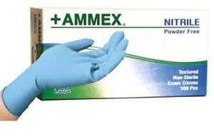 Gloves - Nitrile, Powder-Free