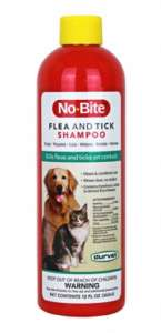 No-Bite Flea & Tick Shampoo