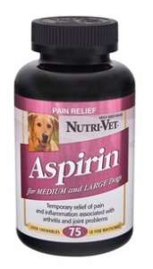 Aspirin Chewables