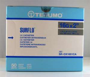 Catheter - Surflo