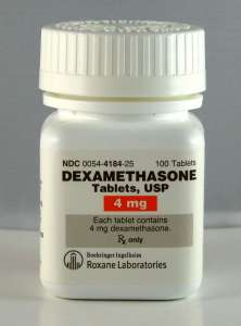 Dexamethasone 4 mg Tablets
