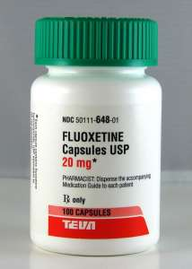 Fluoxetine 20 mg Capsules