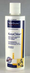 KetoChlor Medicated Shampoo